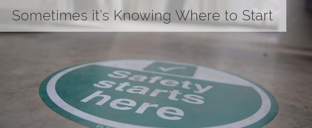 know-where-to-start